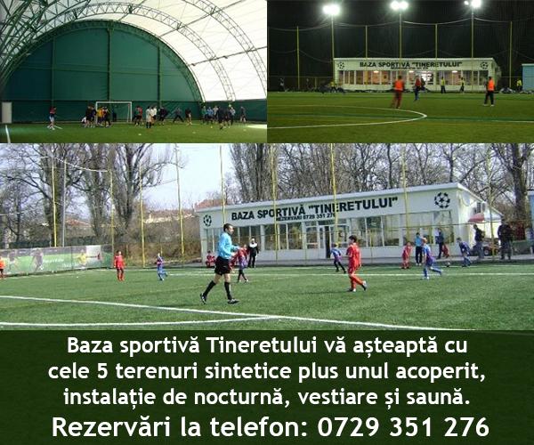 Baza sportiva Tineretului