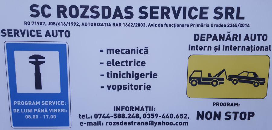 SC Rozsdas Service SRL