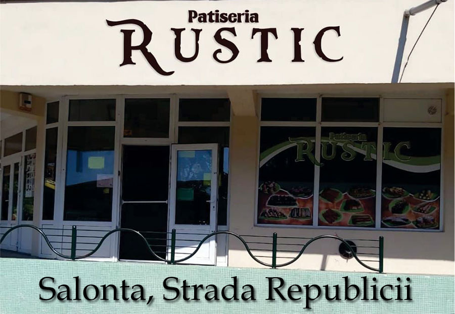 Patiseria Rustic Salonta